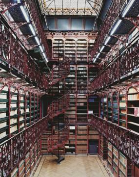 Biblioteca del Parlamento, La Haya, Holanda